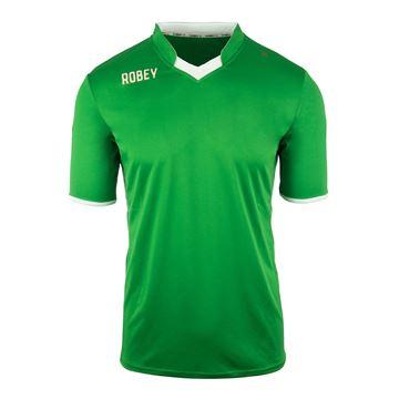 Afbeeldingen van Robey Hattrick Voetbalshirt - Groen