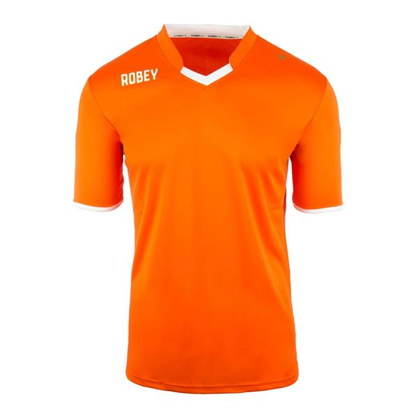 Afbeelding van Robey Hattrick Voetbalshirt - Oranje