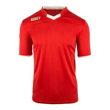 Afbeeldingen van Robey Hattrick Voetbalshirt - Rood