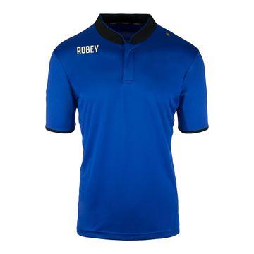 Afbeeldingen van Robey Kick Off Voetbalshirt - Blauw