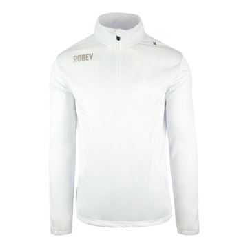 Afbeeldingen van Robey Premier Zip Training Top - Wit
