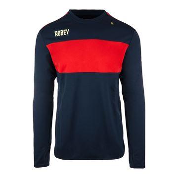 Afbeeldingen van Robey Performance Sweater - Navy Blauw/Rood