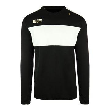 Afbeeldingen van Robey Performance Sweater - Zwart/Wit