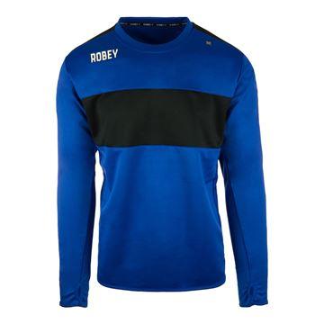 Afbeeldingen van Robey Performance Sweater - Blauw/Zwart