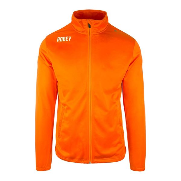 Afbeelding van Robey Premier Trainingsjack - Oranje