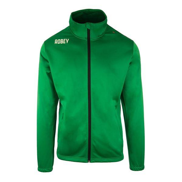 Afbeelding van Robey Premier Trainingsjack - Groen
