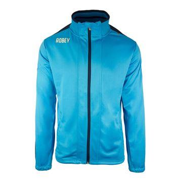 Afbeeldingen van Robey Performance Trainingsjack - Lichtblauw