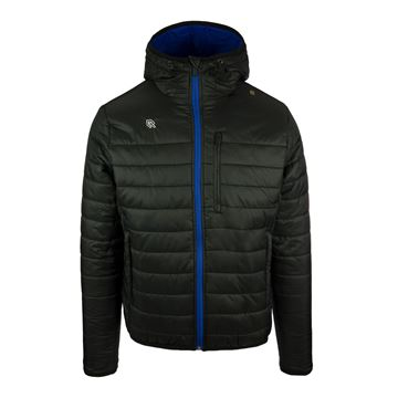 Afbeeldingen van Robey Player Jacket - Zwart/Blauw