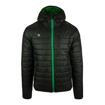 Afbeeldingen van Robey Player Jacket - Zwart/Groen