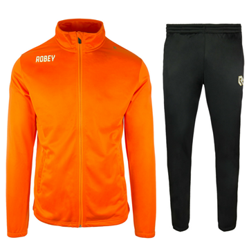 Afbeeldingen van Robey Premier Trainingspak - Oranje