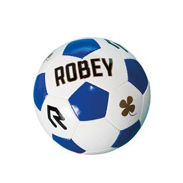 Afbeeldingen van Robey Voetbal - Wit/Blauw