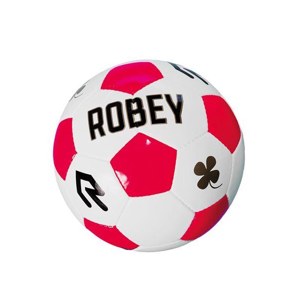 Afbeelding van Robey Voetbal - Wit/Rood
