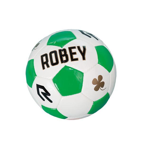 Afbeelding van Robey Voetbal - Wit/Groen