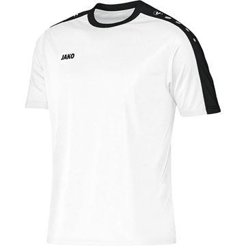 Afbeeldingen van JAKO Striker Shirt - Wit/Zwart
