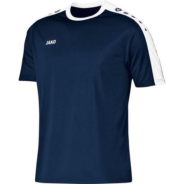 Afbeelding van JAKO Striker Shirt - Navy Blauw