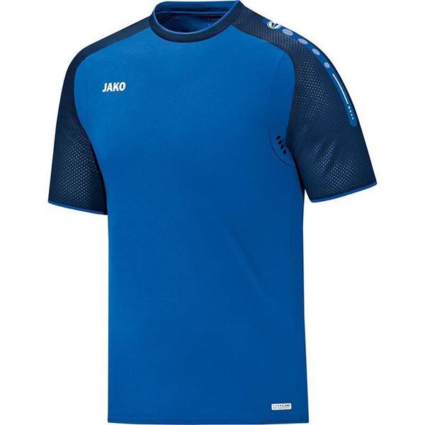 Afbeelding van JAKO Champ Shirt - Navy Blauw