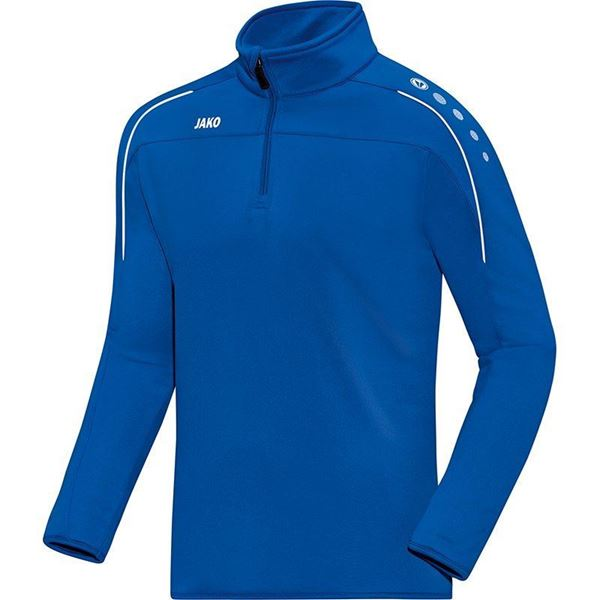 Afbeelding van JAKO Classico Zip Training Top -  Blauw