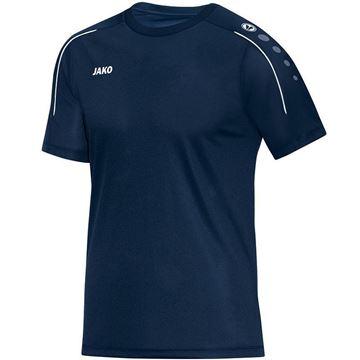 Afbeeldingen van JAKO Classico Shirt - Navy - Blauw