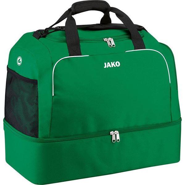 Afbeelding van JAKO Classico Sporttas - Bodemvak - Groen