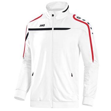 Afbeeldingen van JAKO Performance Polyester Vest - Wit