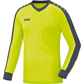 Afbeeldingen van JAKO Striker Keepershirt - Lime