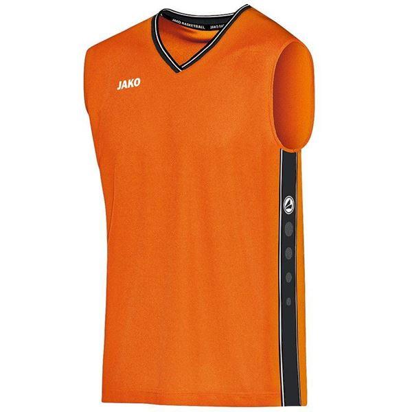 Afbeelding van JAKO Center Basketbal Shirt - Oranje
