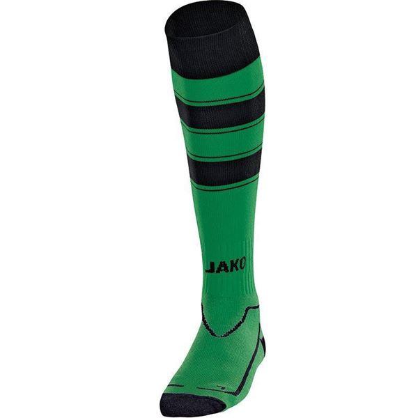 Afbeelding van JAKO Celtic Voetbalkousen - Groen/Zwart