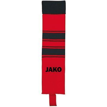 Afbeeldingen van JAKO Celtic Voetbalkousen Zonder Voet - Rood/Zwart