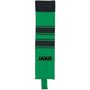 Afbeeldingen van JAKO Celtic Voetbalkousen Zonder Voet - Groen/Zwart