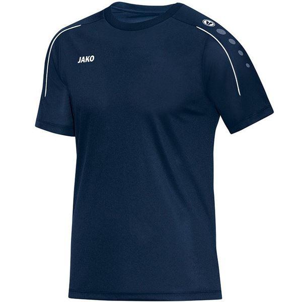Afbeelding van JAKO Classico Shirt - Navy Blauw - Kinderen