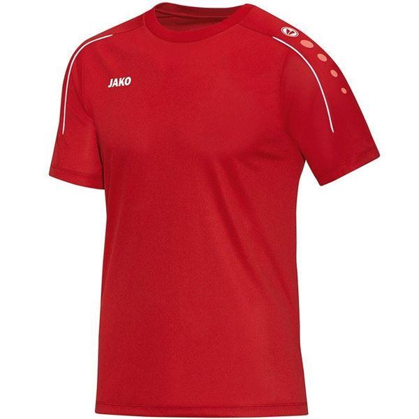Afbeelding van JAKO Classico Shirt - Rood - Kinderen