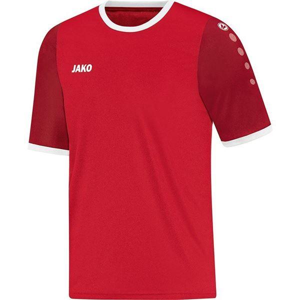 Afbeelding van JAKO LEEDS Shirt - Rood - Kinderen
