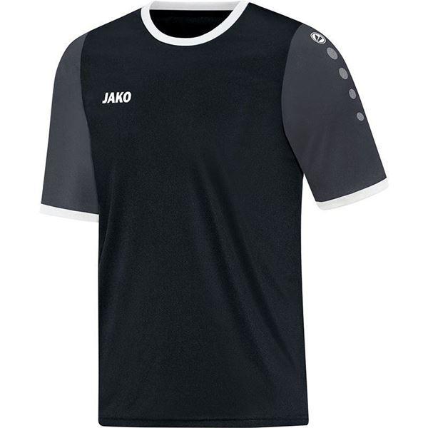 Afbeelding van JAKO LEEDS Shirt - Zwart - Kinderen