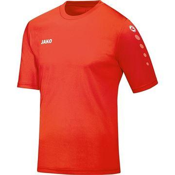 Afbeeldingen van JAKO Team Shirt - Flame - Kinderen