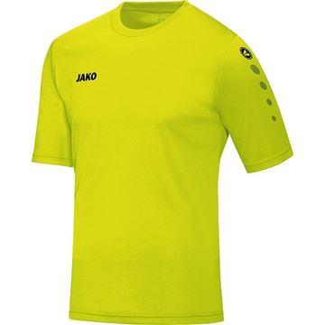 Afbeeldingen van JAKO Team Shirt - Lime - Kinderen