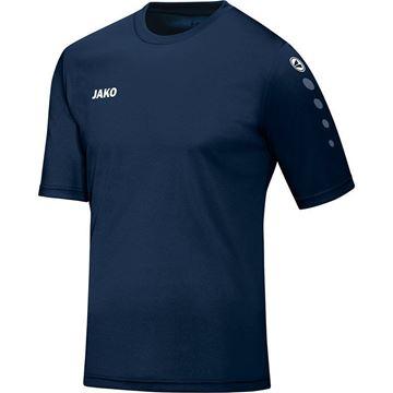 Afbeeldingen van JAKO Team Shirt - Navy-Blauw - Kinderen