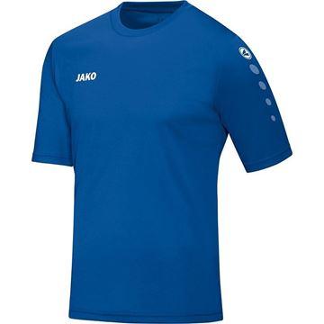 Afbeeldingen van JAKO Team Shirt - Royal-Blauw - Kinderen