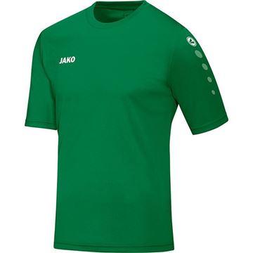 Afbeeldingen van JAKO Team Shirt - Sportgroen - Kinderen