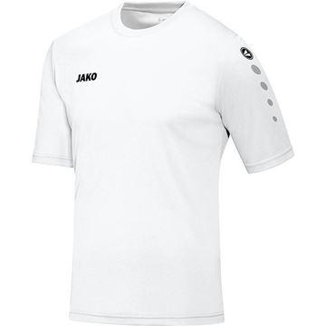 Afbeeldingen van JAKO Team Shirt - Wit - Kinderen