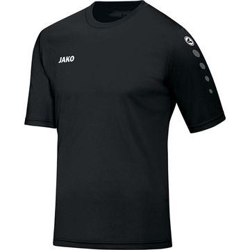 Afbeeldingen van JAKO Team Shirt - Zwart - Kinderen