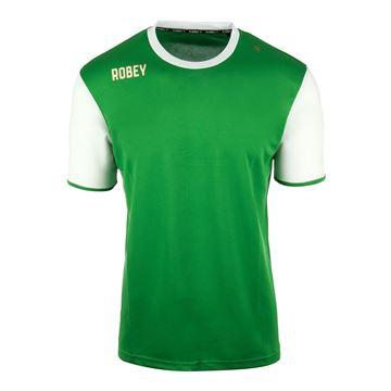 Afbeeldingen van Robey Icon Voetbalshirt - Groen - Kinderen