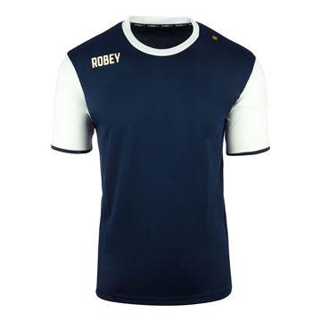 Afbeeldingen van Robey Icon Voetbalshirt - Navy Blauw/Wit - Kinderen