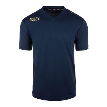 Afbeeldingen van Robey Score Voetbalshirt - Navy Blauw - Kinderen