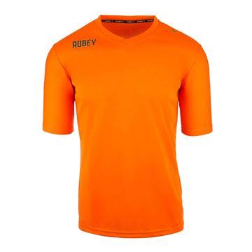 Afbeeldingen van Robey Score Voetbalshirt - Oranje - Kinderen