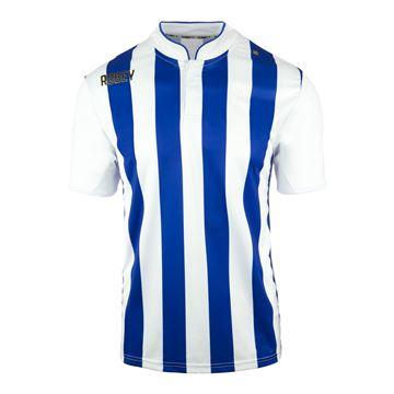 Afbeeldingen van Robey Winner Voetbalshirt - Blauw/ Wit - Kinderen