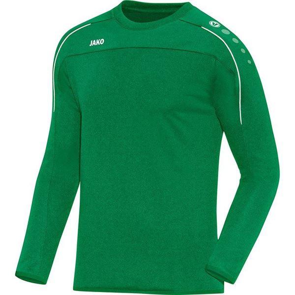 Afbeelding van JAKO Classico Sweater - Groen - Kinderen