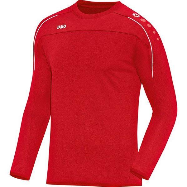 Afbeelding van JAKO Classico Sweater - Rood - Kinderen
