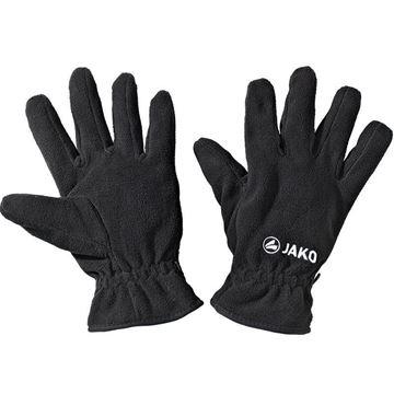 Afbeeldingen van JAKO Fleece handschoenen - Zwart