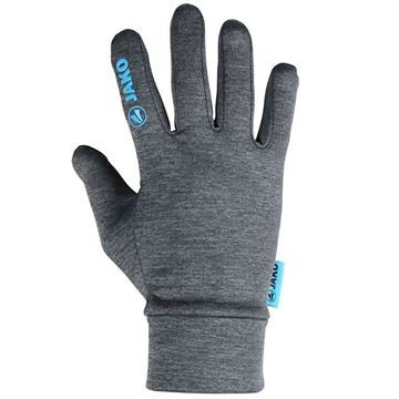 Afbeeldingen van JAKO Functionele handschoenen gemeleerd - Grijs