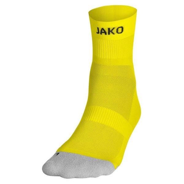 Afbeelding van JAKO Trainingsokken Basic - Geel